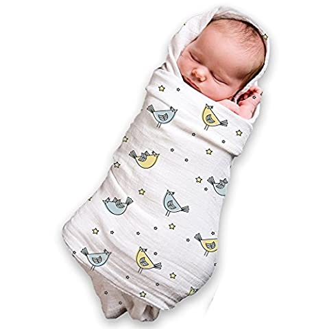 Limited Time Sale - Baby Muslin Swaddle