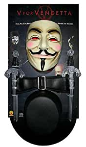 V for Vendetta - Disfraz completo de Guy Fawkes en V for Vendetta