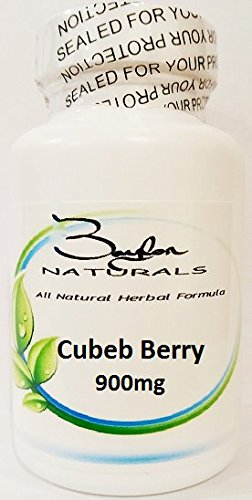(Cubeb Berry 900mg 180 Capsules * Baylon Naturals Supplements ALL)