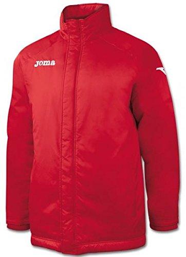Joma Boy's Alaska Nepal Training Bench Jacket 8 Years Red by Joma