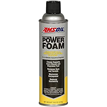 Amazon Com Amsoil Power Foam Engine Cleaner And Degreaser 18 Oz