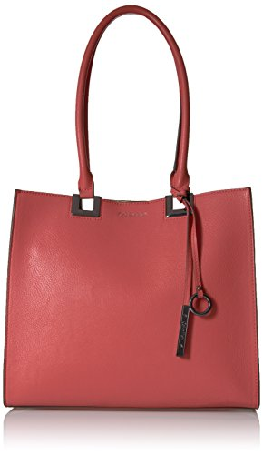 Calvin Klein N/s Novelty Smooth Boxed Tote (Shoulder N/s Tote)