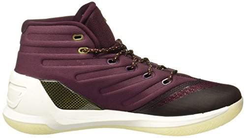 Sneakers Sintetiche Under Armour 3 Bordeaux Bordeaux