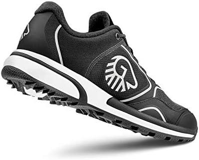 GIESSWEIN Sportschuh Wool Cross X Men - Innovativer Sneaker für Herren, Performance Schuhe mit 100% Merino Wolle, Reflektierende Herrenschuhe, Micro-Grip Sohle
