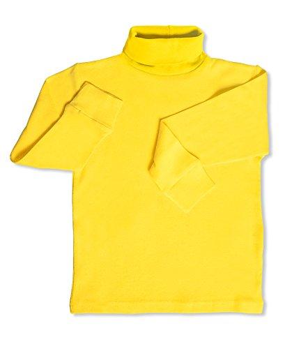 Yellow Kids Sweater - 6