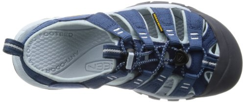 Sandals H2 Women's Blue Ensign Keen Newport Illusion wxT6qEA