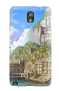 Durable Case For The Galaxy Note 3- Eco-friendly Retail Packaging(ship Artistic)