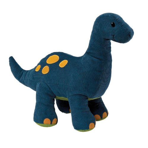 "Gund Bret Brontosaurus 13.5"" Plush - Blue"