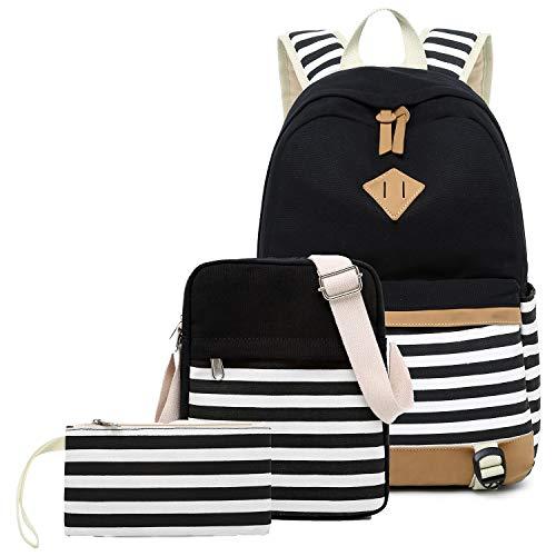 Abshoo Lightweight Canvas Backpacks Bookbags product image