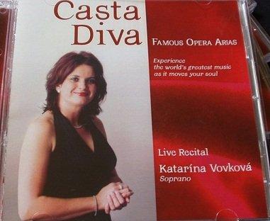 Casta Diva: Famous Opera Arias (Live Recital, Katarína Vovková, Milwaukee, February 2011) by