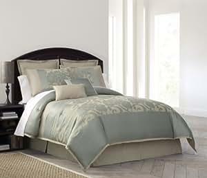 Amazon Com Extreme Sourcing Linen Amore 8 Piece Comforter