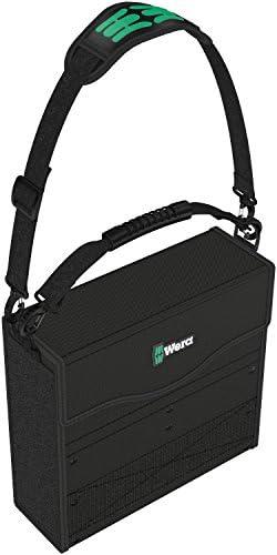 Wera 2Go 2 Tool Container, 3 Piece, 1 Piece 05004351001