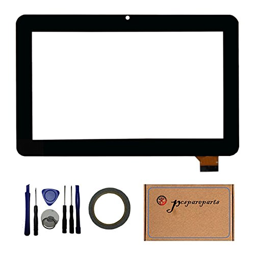 Replacement Digitizer Touch Screen Panel Glass for Clickn Kids Ck07t 7