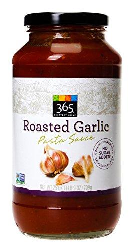 Large Product Image of 365 Everyday Value, Roasted Garlic Pasta Sauce, 25 oz