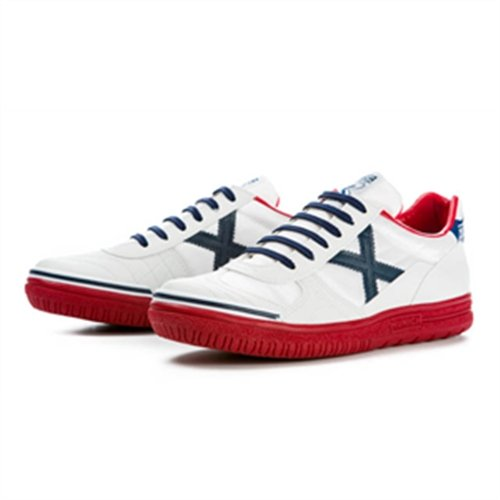 Munich G 3 Kid - Zapatillas de fútbol sala para niño, talla 34: Amazon.es: Zapatos y complementos