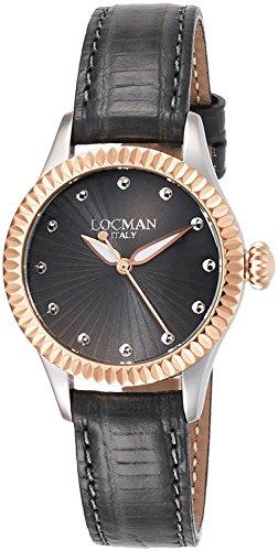 LOCMAN watch ISOLA D'ELBA Lady 0465M07A-0RGYNKPI Ladies