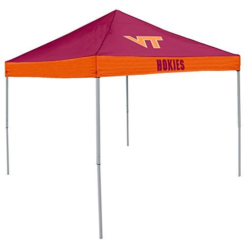 NCAA VA Tech Hokies Economy Tailgate Tent