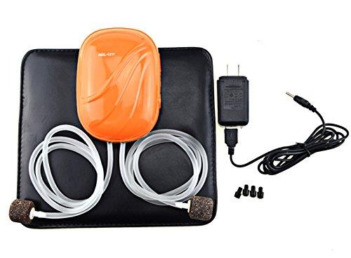 LILYS PET Ac/dc Oxygen Pump,Portable Ultra Silent High En...