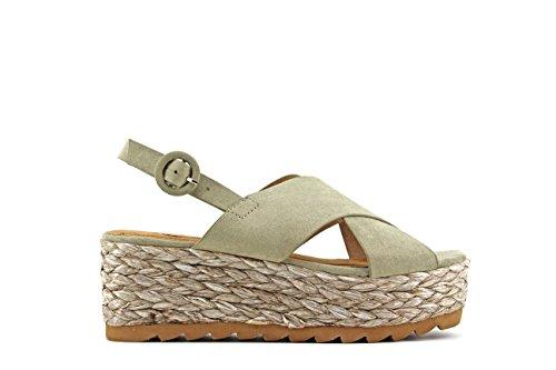 MODELISA Women's Fashion Sandals Khaki
