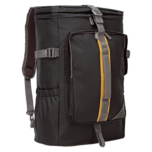 Targus Inch Backpack TSB845 15 for black Convertible 6 Seoul Laptops Yellow 6qwr6B