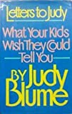 Letters to Judy, Judy Blume, 0399131299