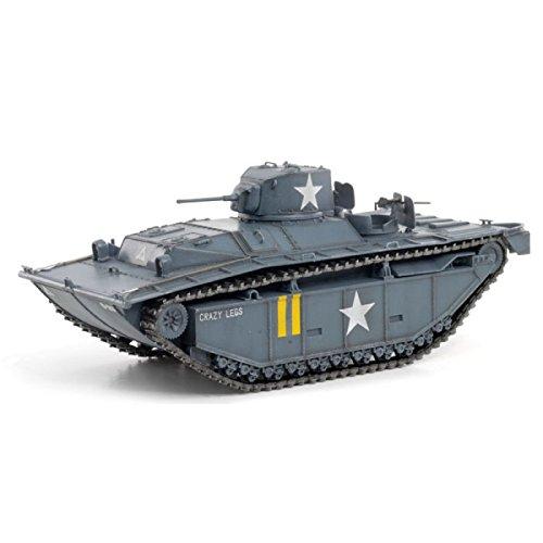 Dragon Models 1/72 LVT-(A)1 Co.C 708th Amphibious Tank Battalion, Saipan 1944 ()