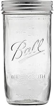 24 Fall Glasses 107 ML Marmalade Jars Lids Mason Jars Glass Silver
