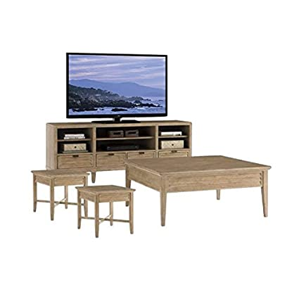 Amazoncom Home Square 4 Piece Living Room Set With Tv Stand