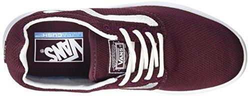Vans UA ISO 1.5, Zapatillas Unisex Adulto Rojo (Mesh)