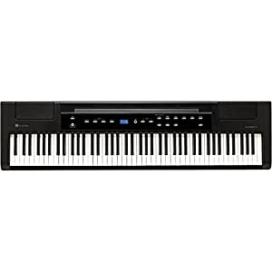 Williams Allegro 2 88-Key Hammer Action Digital Piano Packages Beginner Package by Williams