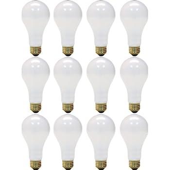 Ge Lighting 97482 12 50 200 250 Watt A21 3 Way Soft White