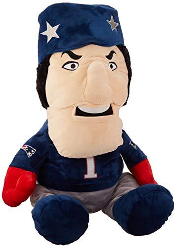 New England Patriots Hide-An-Accessory Mascot