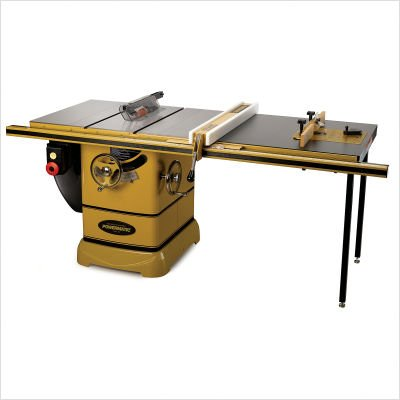 Powermatic 1792006K Model PM2000 5 HP 3-Phase Table Saw with 50-Inch Accu-Fence System and Rout-R-Lift For Sale