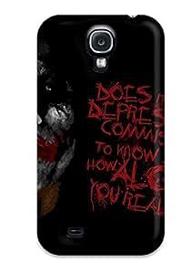 Alfredo Alcantara's Shop Hot Case Cover, Fashionable Galaxy S4 Case - The Joker