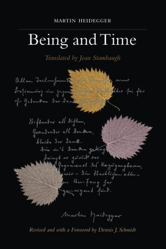 Being and Time: A Revised Edition of the Stambaugh Translation (SUNY series in Contemporary Continental Philosophy) (Movement Phenomenological)