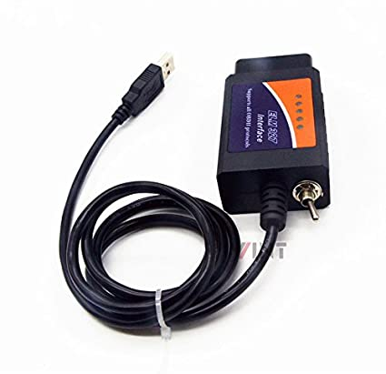 ELM327 - Herramienta de diagnóstico para Ford (USB, software ...