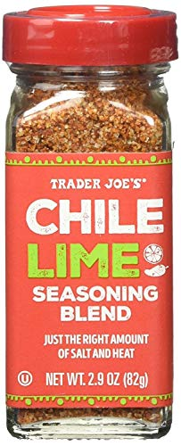 Trader Joe's Chile Lime Seasoning Blend 2.9 Oz.