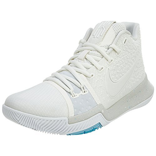 wholesale dealer 3444a 08870 Nike Men's Kyrie 3 Ivory/Pale/Grey/Light/Bone Basketball Shoe (8)