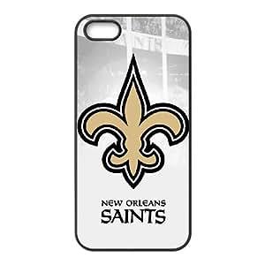 New Orleans Saints iPhone 4 4s Cell Phone Case Black 218y3-220604
