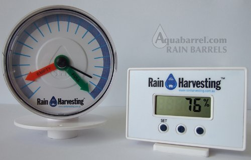 Wireless Water Tank Level Monitor for Cisterns (Cistern Water Tank)