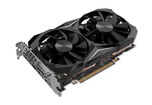ZOTAC NVIDIA GeForce GTX 1080 Ti Mini 11GB GDDR5X DVI/HDMI/3DisplayPort PCI-Express Video Card by ZOTAC (Image #5)