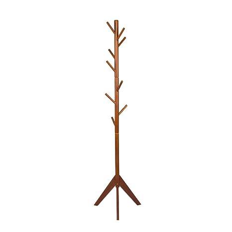 AFDK Perchero Perchero moderno y minimalista de madera ...