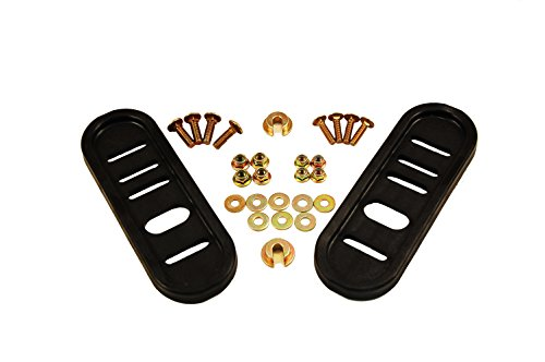 Arnold 490-241-0010 Universal Snow Thrower Slide Shoes (Best Type Of Snowblower For Gravel Driveway)