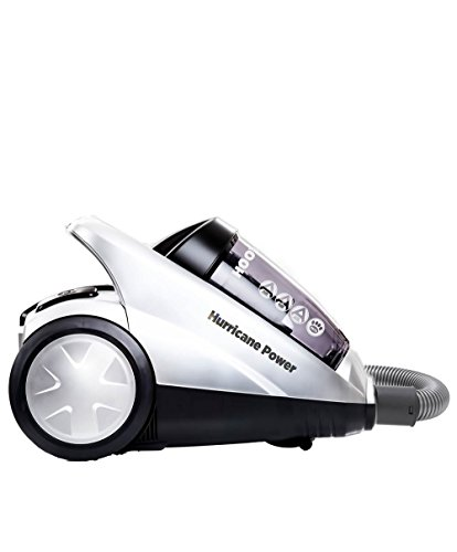 Hoover SX70HU05 Hurricane Power Pet Compact Bagless Cylinder Vacuum Cleaner
