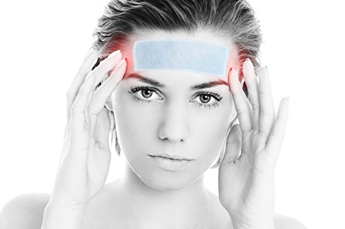 Be Koool Cooling Relief for Migraine Soft Gel Sheets 4 Each by BeKoool (Image #6)