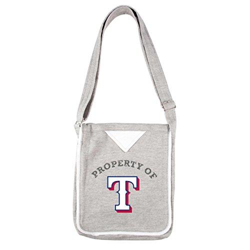 mlb-texas-rangers-womens-hoodie-crossbody-handbags-95-x-225-x-115-inch-gray