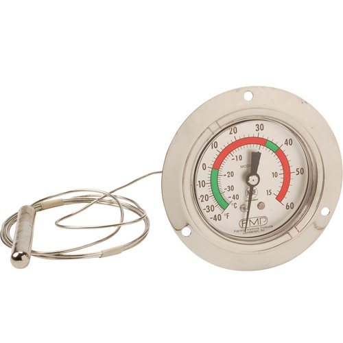 FOSTER Refrigerator/Freezer Thermometer -40* to 60*F 18102