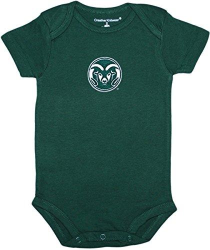 (Colorado State University Rams Baby Bodysuit)