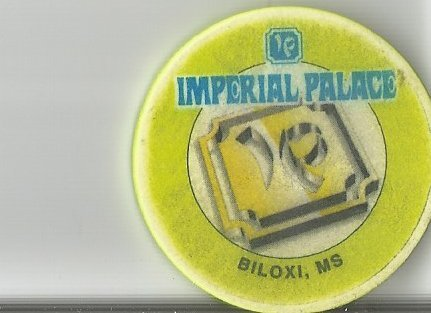 - $1 imperial palace casino casino biloxi,mississippi casino chip obsolete riverboat?