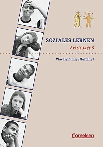 Soziales Lernen, H.3, Gefühle